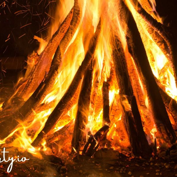 ideas for lohri party for office